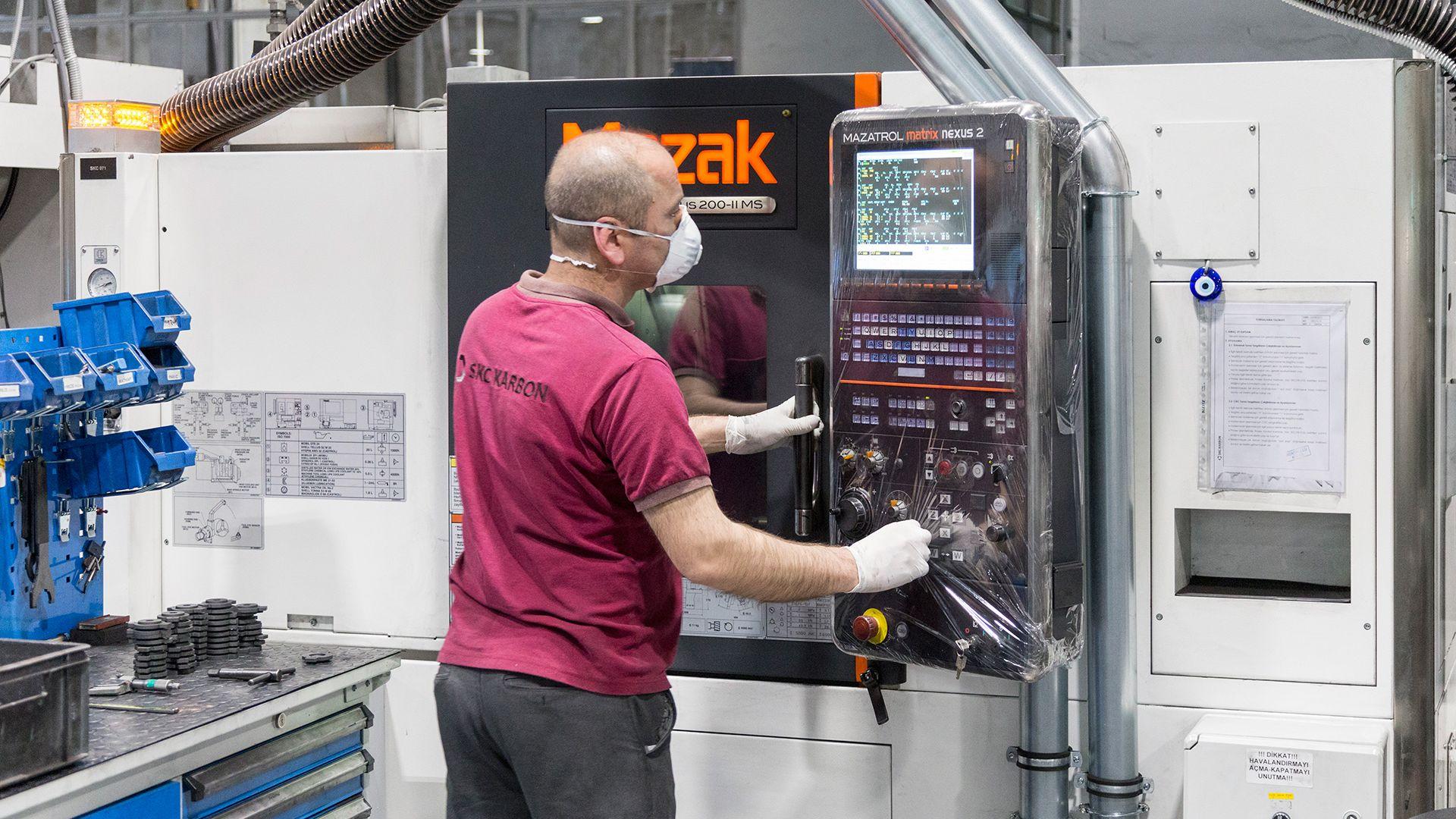 Demirdışı Metallerin Dökümü için Karbon-Grafit Ürünler